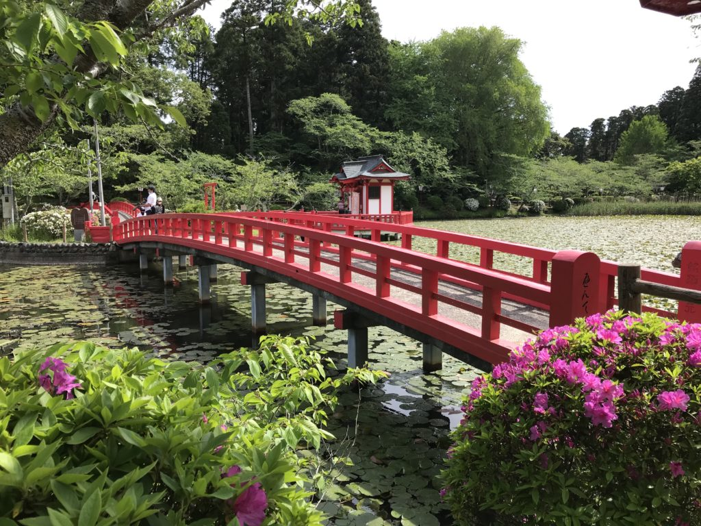 赤い橋(HDRなし)
