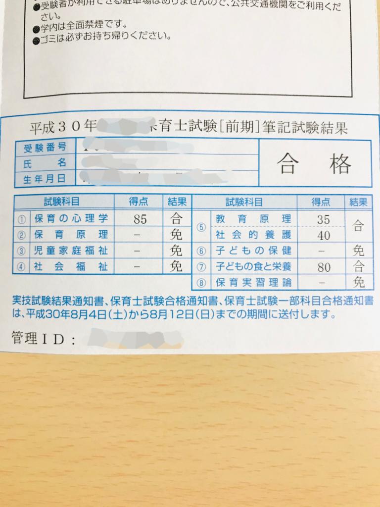 試験結果2